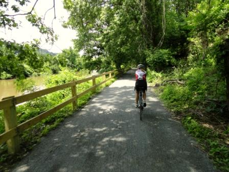 Schuylkill River Trail at Pottstown