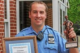 2013 Pottstown Police Officer of the Year