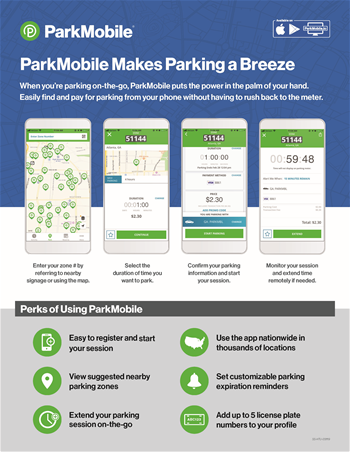 How to use ParkMobile